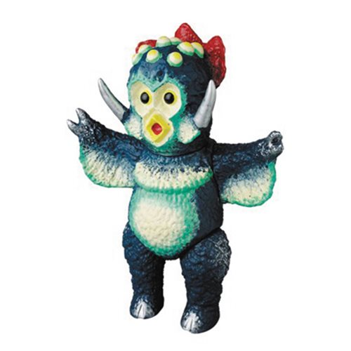 Sasakama Bikuchu Blue Version Sofubi Vinyl Figure
