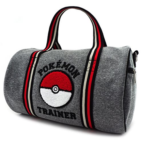 Pokemon Trainer Duffle Purse