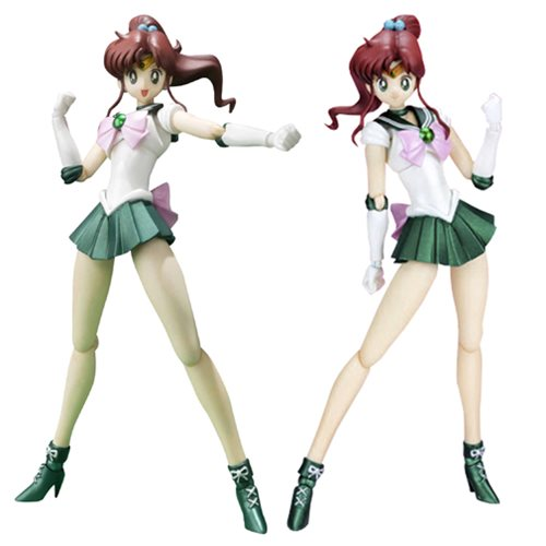Sailor Moon Sailor Jupiter SH Figuarts Action Figure