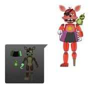 Five Nights at Freddy's: Pizza Simulator Rockstar Foxy Action Figure