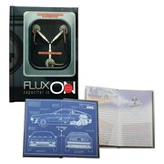 Back to the Future Flux Capacitor Light-Up Journal