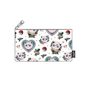 Pokemon Jigglypuff Tattoo Print Pencil Case