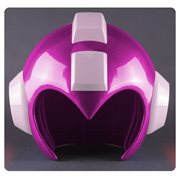 Mega Man Pink Quick Boomerang Wearable Helmet Prop Replica