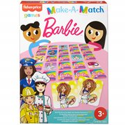 Fisher-Price Make-a-Match Barbie Game