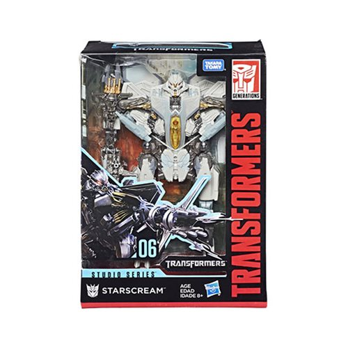 Transformers Studio Series Premier Voyager Starscream