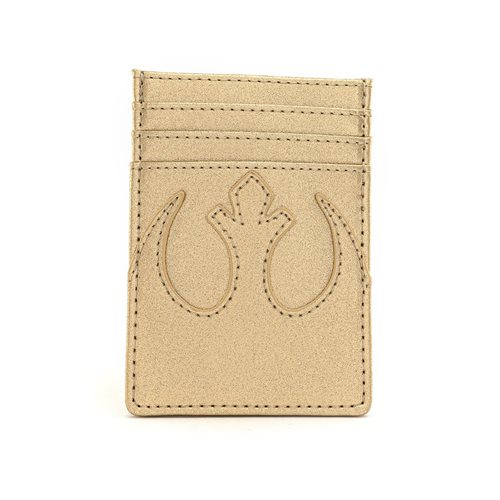 Star Wars Gold Rebel Cardholder