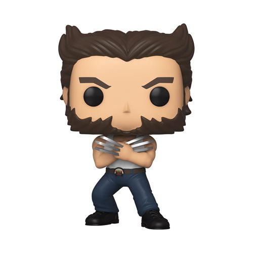 X-Men 20th Anniversary Wolverine in Tanktop Pop! Vinyl Figure