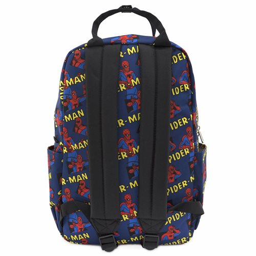 Spider-Man Poses Nylon Backpack