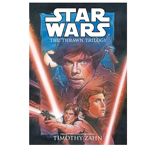 Star Wars: The Thrawn Trilogy Hardcover Graphic Novel