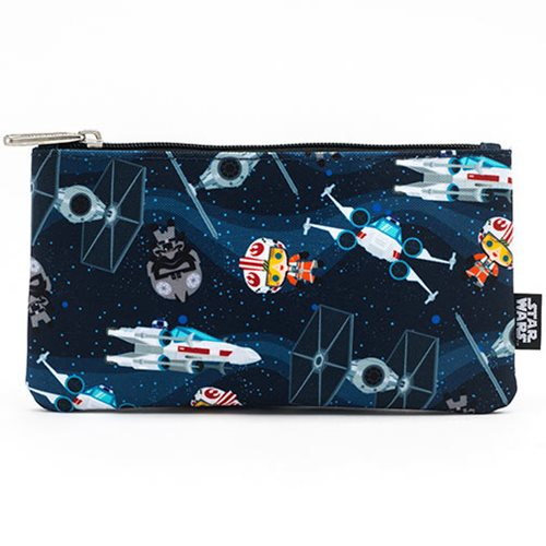 Star Wars Chibi Ships Pencil Case
