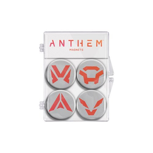 Anthem Magnet 4-Pack