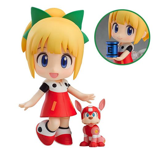 Mega Man Roll Mega Man 11 Version Nendoroid Action Figure