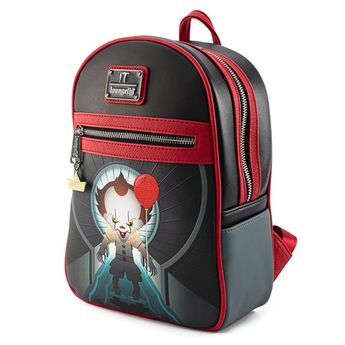 IT Pennywise Sewer Scene Backpack
