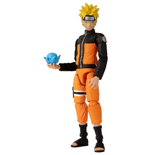 Naruto Anime Heroes Wave 1 Action Figure Set