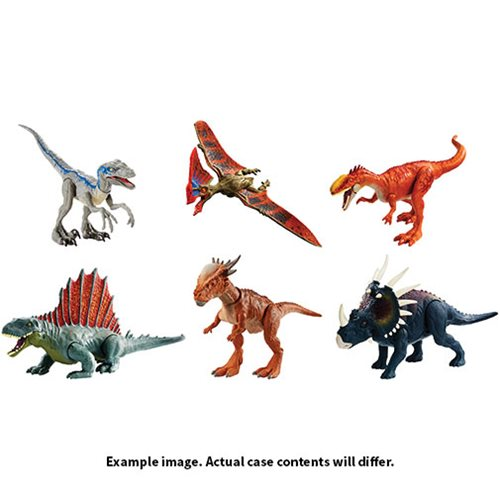 Jurassic World Savage Strike Case
