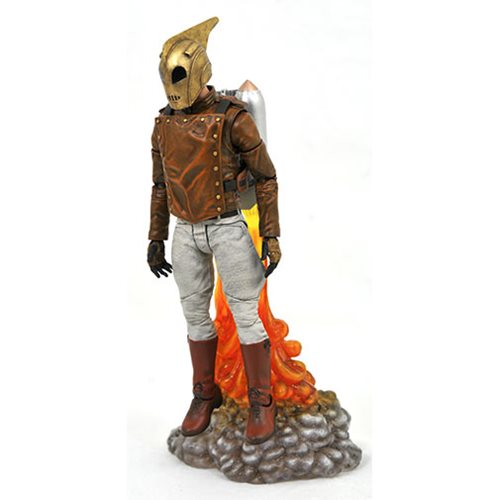 Disney Select Classic Series 1 Rocketeer Action Figure