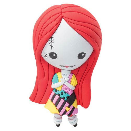 Nightmare Before Christmas Sally Bust Bank MONOGRAM