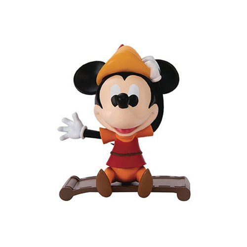 Mickey Mouse 90th Anniversary Robin Hood Mickey MEA-008 Figure - Previews Exclusive