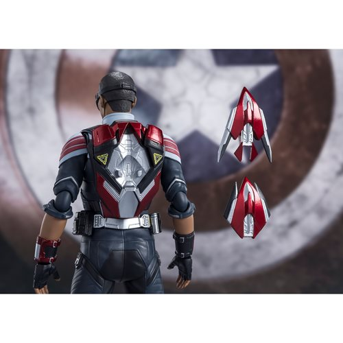 The Falcon and the Winter Soldier Falcon S.H.Figuarts Action Figure