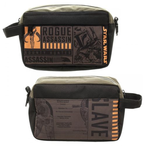 Star Wars Assassin Dopp Bag