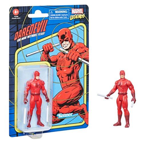 Marvel Legends Retro Daredevil Action Figure
