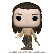 Game of Thrones Arya Training Pop! Vinyl Figure