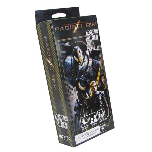 Pacific Rim Movie Shuffling the Deck Card Game