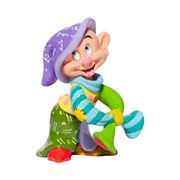 Disney Snow White and the Seven Dwarfs Dopey Mini-Statue by Romero Britto