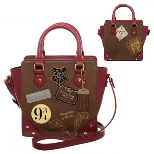 Harry Potter Platform 9 3/4 Mini Brief Handbag