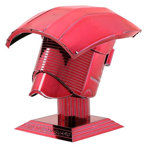 Star Wars Elite Praetorian Guard Helmet Metal Earth Model Kit