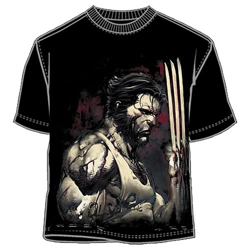 Wolverine Blood and Steel T-Shirt