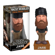 Duck Dynasty Jase Robertson Talking Bobble Head