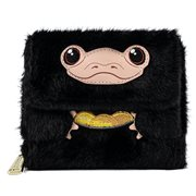 Fantastic Beasts Niffler Plush Zip-Around Wallet
