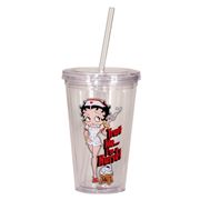 Betty Boop Nurse Travel Cup