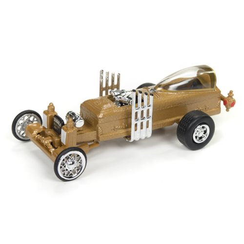 Silver Screen Machine Barris Drag-u-la 1:64 Scale Die-Cast Metal Vehicle