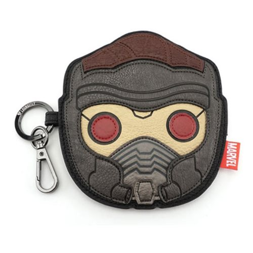 Guardians of the Galaxy Starlord Face Coin Bag