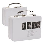 The Beatles Limited Edition White Album Large Tin Tote