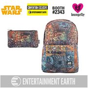 Star Wars Jabba's Palace Backpack Pencil Case Set - EE Excl.