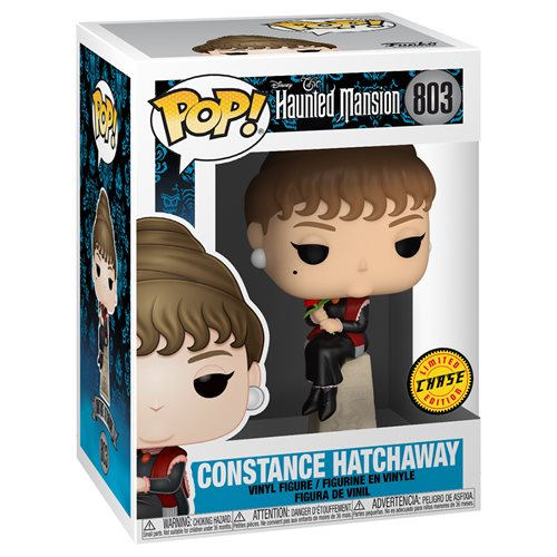 Haunted Mansion Portraits Constance Hatchaway Pop! Vinyl Figure