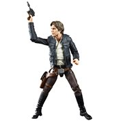 Star Wars The Black Series Empire Strikes Back 40th Anniversary 6-Inch Bespin Han Solo Action Figure, Not Mint