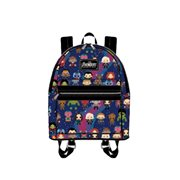 Avengers Chibi Print Mini Backpack