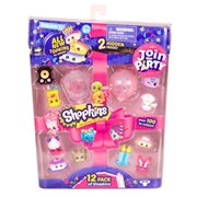 Shopkins Series 7 Mini-Figure 12-Pack
