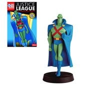 Justice League: The Animated Series Martian Manhunter Statue with Collector Magazine #6