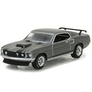 John Wick 2014 1:64 Scale 1969 Ford Mustang BOSS 429 Die Cast Metal Vehicle