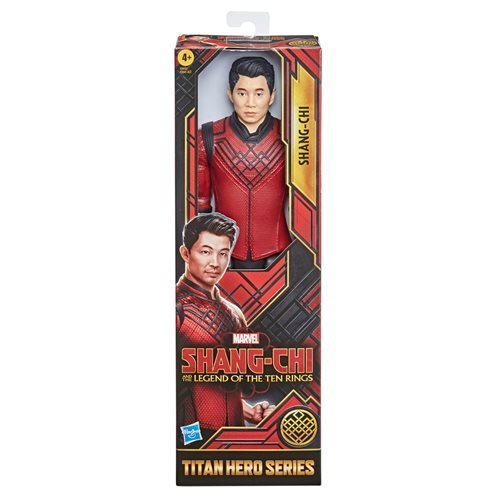 Shang-Chi 12-Inch Titan Hero Action Figures Set of 2