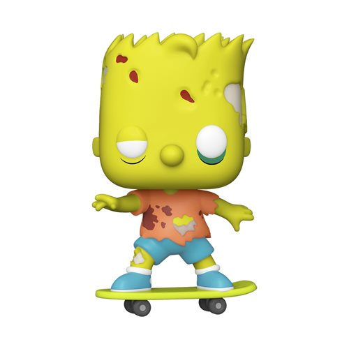 The Simpsons Zombie Bart Pop! Vinyl Figure