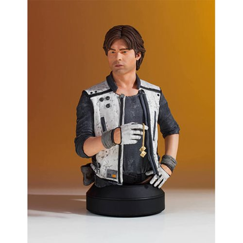 Star Wars Han Solo (Corellia) Mini Bust