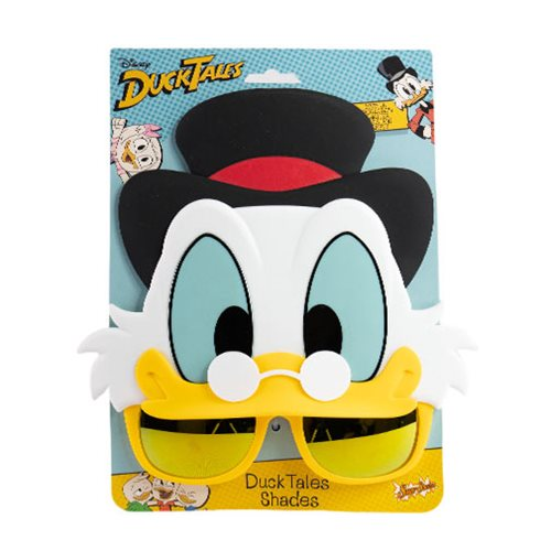 DuckTales Scrooge McDuck Sun-Staches