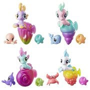 My Little Pony Baby Seapony and Friends Wave 2 Set