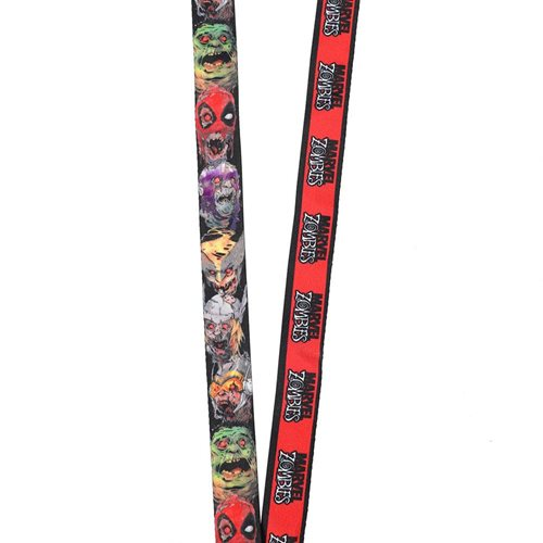 Deadpool Zombies Collection Lanyard